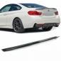 Preview: BMW F82 M4 M Performance Look Heckspoiler Spoiler 2014- Echt Carbon