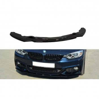 CUP Frontlippe für 3er BMW F32 Coupe Glanz