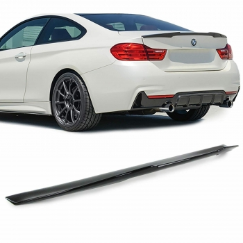 BMW F82 M4 M Performance Look Heckspoiler Spoiler 2014- Echt Carbon